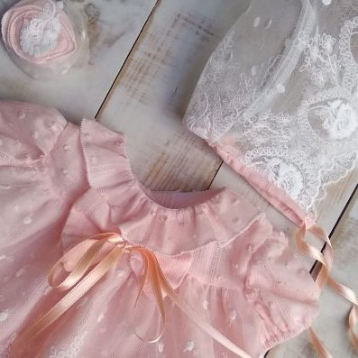 Vestidos para reborn niña